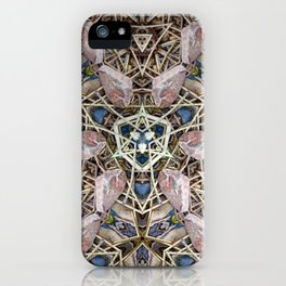 A Natural Mosaic iPhone Case