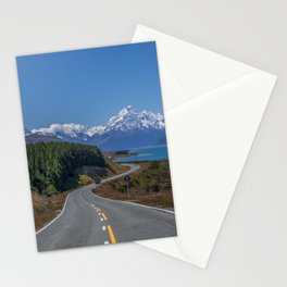 Mount Cook Stationery Cards