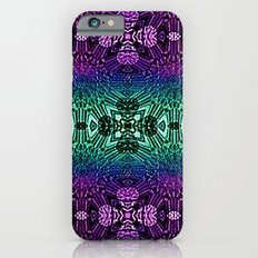 Meditative Garden iPhone 6s Slim Case
