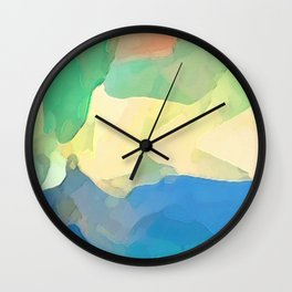 New Years Eve 2014 Wall Clock