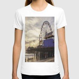 Santa Monica Pier Fun T-shirt