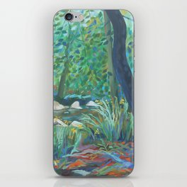 Peace in the Valley iPhone Skin