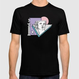 Apollo Vaporwave / greek god T-shirt