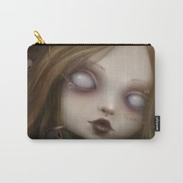The face of all your fears Carry-All Pouch