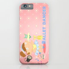 Ballet Dancer Slim Case iPhone 6s