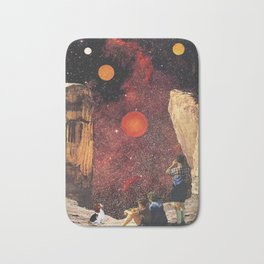 August Astronomy Bath Mat