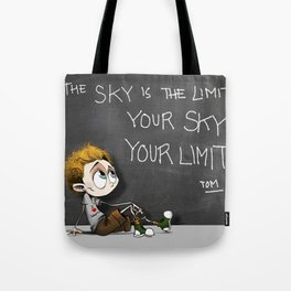 Your sky is your Limit Tote Bag