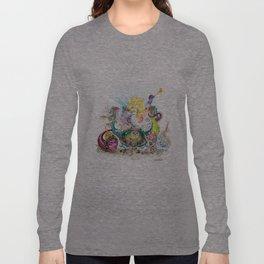 Pop Rooster Long Sleeve T-shirt