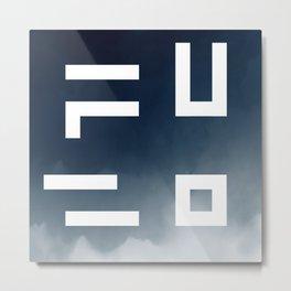 FU20 Metal Print