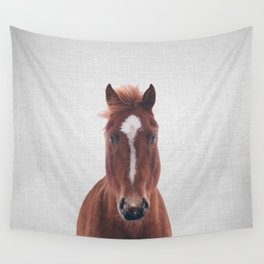 Horse II - Colorful Wall Tapestry