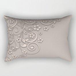With a flourish B1 Rectangular Pillow