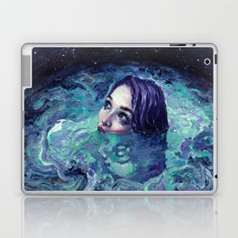 Whirlwind Calm Laptop & iPad Skin