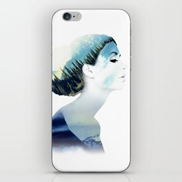 Women iPhone Skin