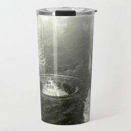 """""""Fog Bank"""" Travel Mug"""