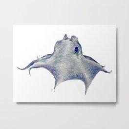 Dumbo Octopus Metal Print