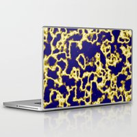 lightning Laptop & iPad Skins featuring Lightning by Maxvision