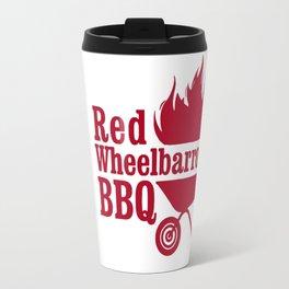 Mr. Robot - Red Wheelbarrow Travel Mug