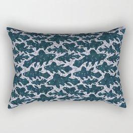 Coelacanth Rectangular Pillow