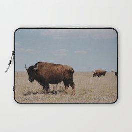 Big Horn Bison Laptop Sleeve