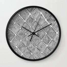 sketching Wall Clock