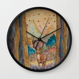 Farewell Wall Clock