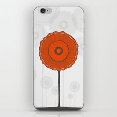 Poppies Poppies Poppies iPhone & iPod Skin