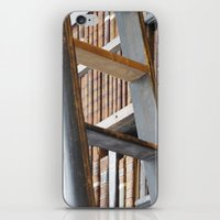 library iPhone & iPod Skins featuring Library by Chris Kavs