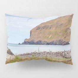 Flea Bay, Akaroa, New Zealand Pillow Sham