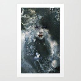 Storm Spirit Art Print