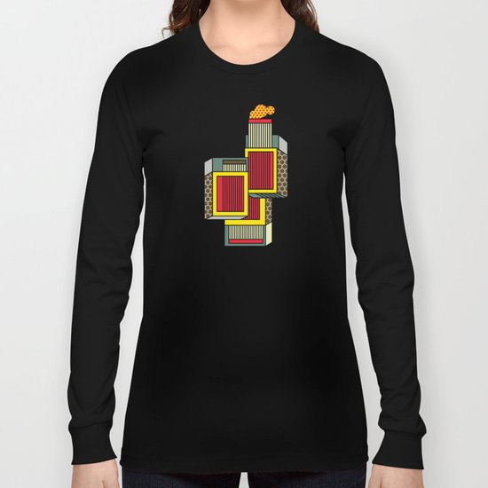 matchbox Long Sleeve T-shirt