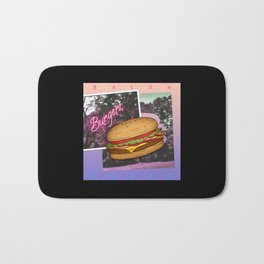 Burgerz Bath Mat