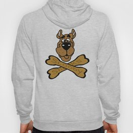 Cartoon Dog Punk Hoody