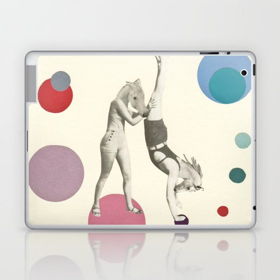 Horsing Around Laptop & iPad Skin