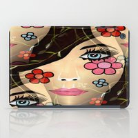 blossom iPad Cases featuring Blossom by Sartoris ART