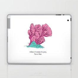 I'm a fan Laptop & iPad Skin