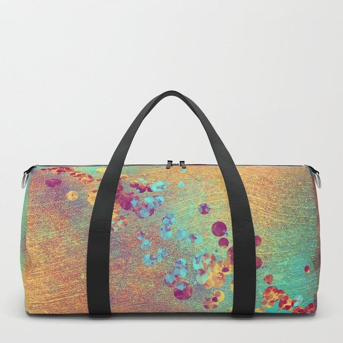 Color Planet Duffle Bag