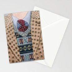 Pattern Dapperness Stationery Cards