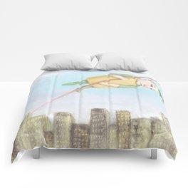 Sleepless Comforters