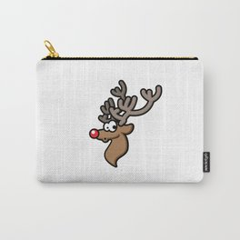 Christmas Design Rudolph 2 Carry-All Pouch