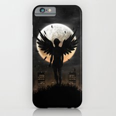 Lost in the world of humanity iPhone 6s Slim Case