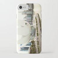 singapore iPhone & iPod Cases featuring Singapore by Jeremiah Wilson
