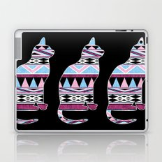 Fun & Fancy Kitty. Laptop & iPad Skin