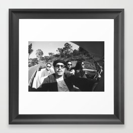 Jimmy Jam Framed Art Print