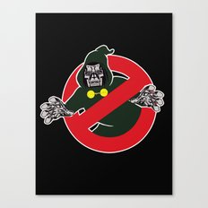 DoomBusters Canvas Print