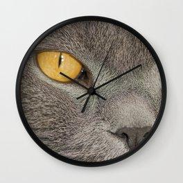 Mister Claude Wall Clock