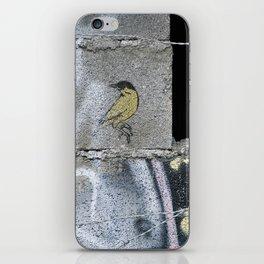 Barbed Bird iPhone Skin