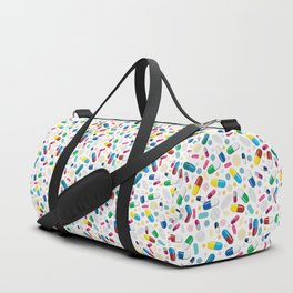 Happy Pills Duffle Bag