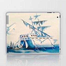 Shipwreck Laptop & iPad Skin