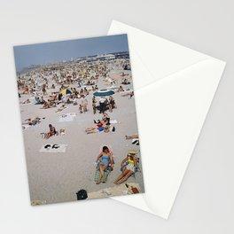 1960's Wildwood Beach, Wildwood, NJ Retro Beach Stationery Cards