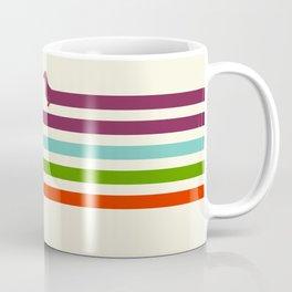 (Very) Long Dachshund Coffee Mug